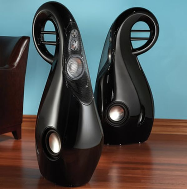 Audiophile's $40,000 Lacrima Speakers
