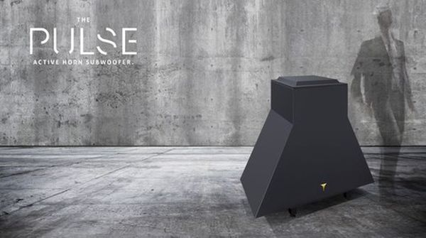 Pulse sub-woofer from Tune Audio