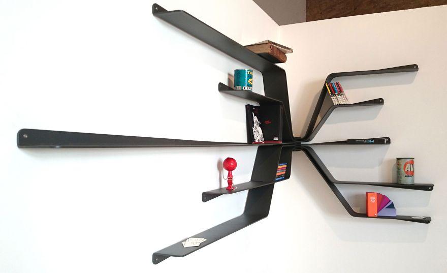 Flatmate wall shelf
