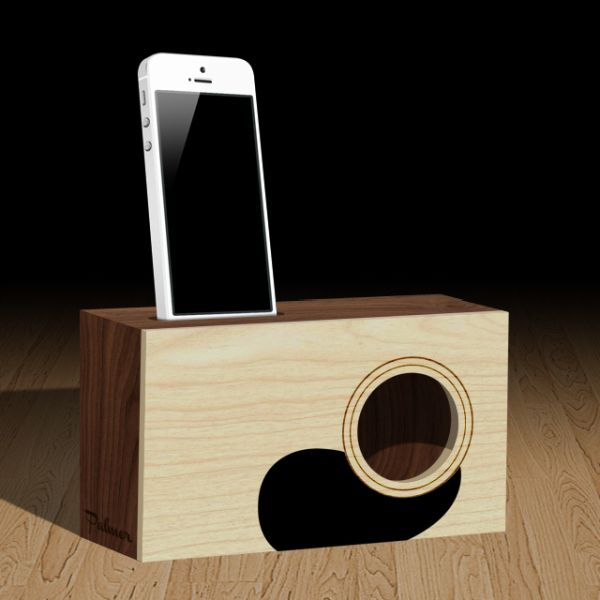 Palmer iPhone Dock