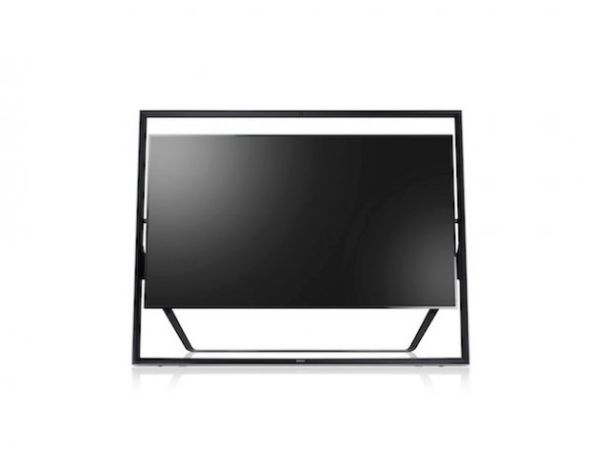 Samsung's 85-inch 'floating' 4K TV