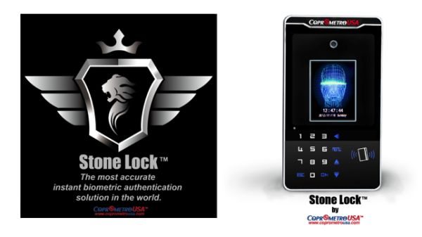 Stone Lock facial recognition technology
