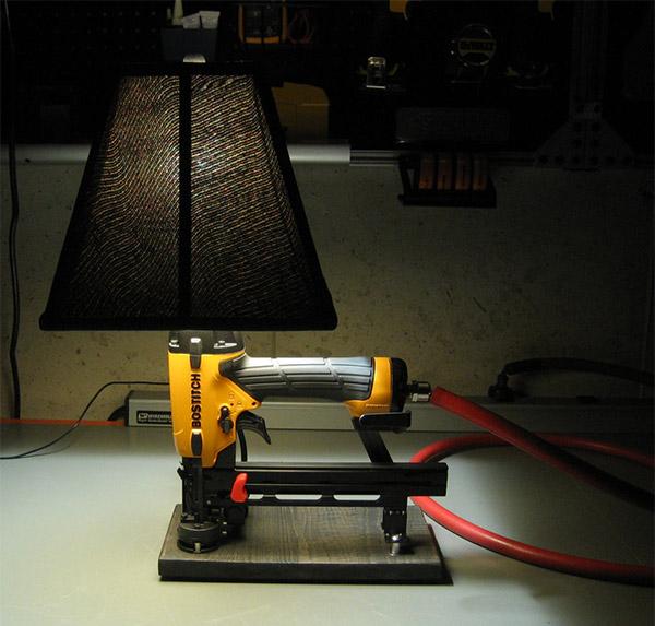 Air Tool Lamp