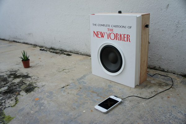 Audio Book Speaker