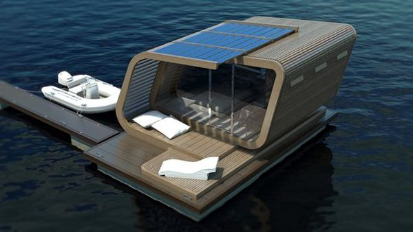 IRIDE 01 floating suite