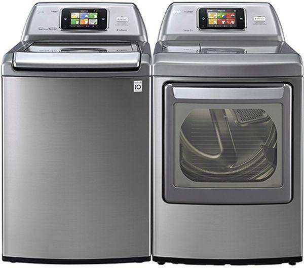 LG's WT6001HVA washer