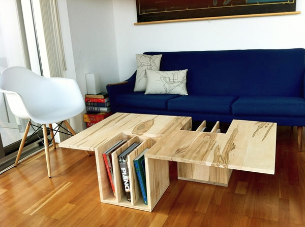 One-Two Table for living room
