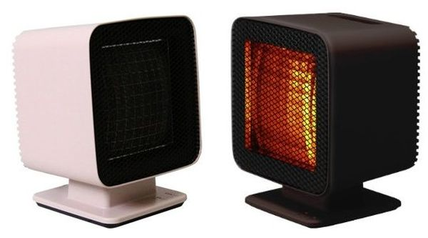 Plus Minus Zero Reflect Heater