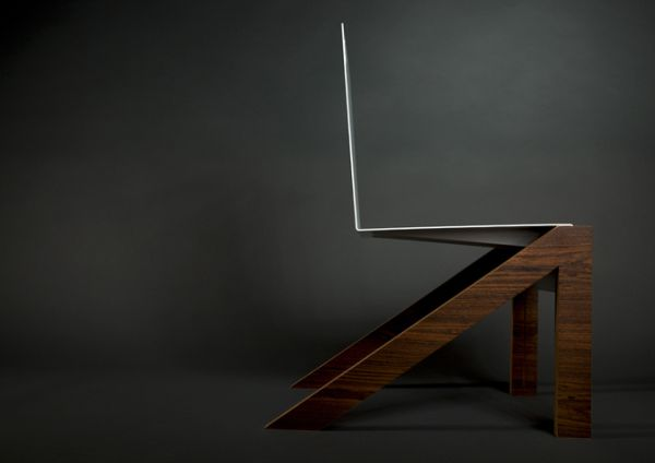 Triagonal chair