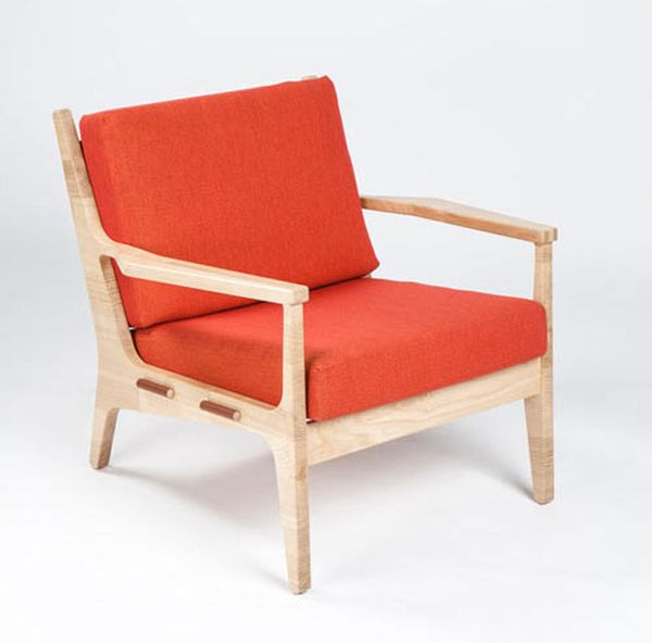 Arne-chair-front