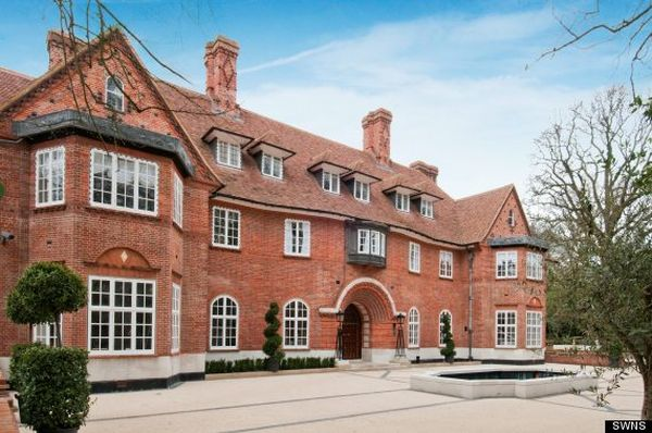 Heath Hall touted as Britain's costliest house