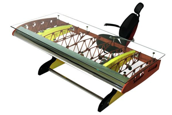 New Stearman Desk from MotoArt