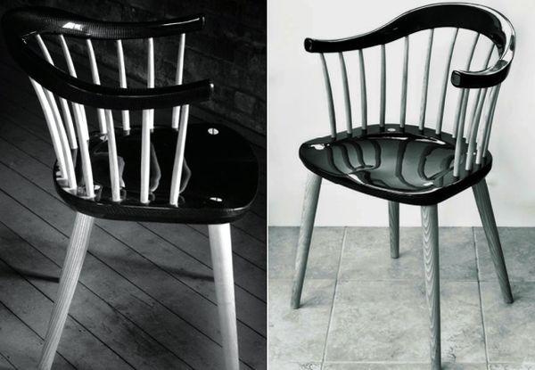 Carbon Fiber Darwin 2012 Chair by Go Carbon
