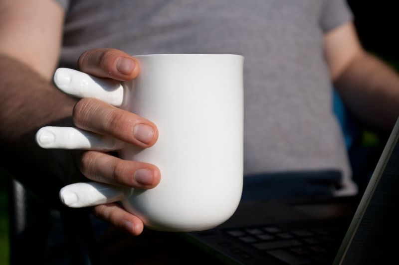 Fingers Coffee Mug