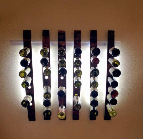 LUMI Wine Wall
