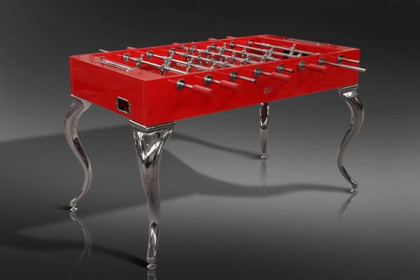 Opera F1 foosball table by Cavicchi Billiards