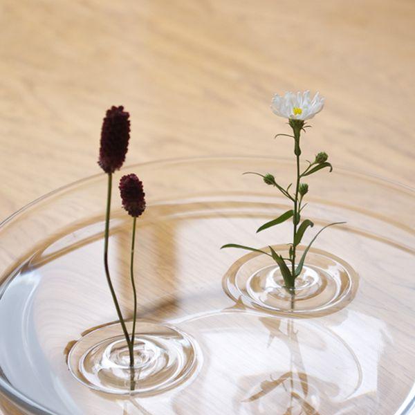 Ripple Flower Vase