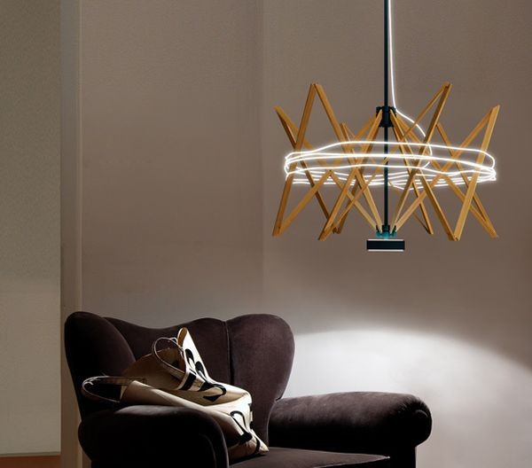 The Arianna lamp