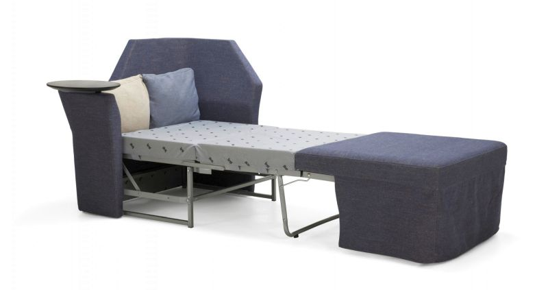 Collar sofa bed by Jesper Ståhl for Ire Mobel