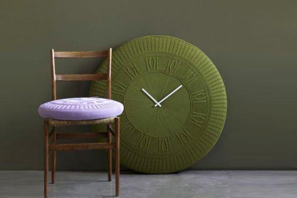 Cotton Clock by Carlo & Benedetta Tamborini for Diamantini & Domeniconi
