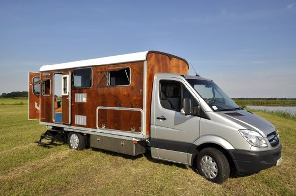 Dutch-built Tonke Camper