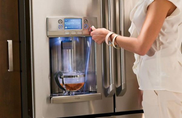 GE's French Door Refrigerator