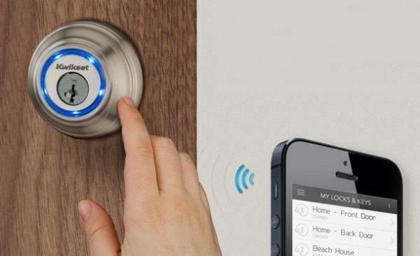Kevo - A smart door lock