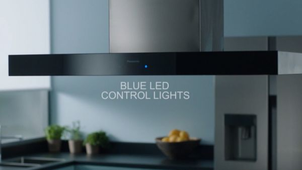 Panasonic's 'new kitchen blueprint'
