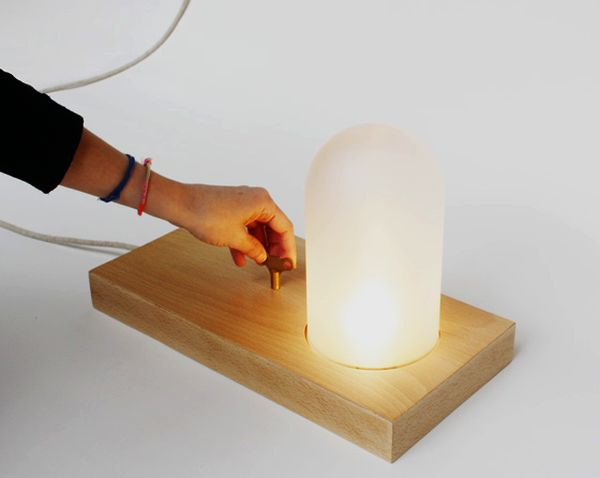 Quinque lamp by Micomoler