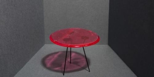 edible furniture