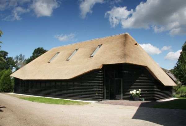 19th century barn converted to office