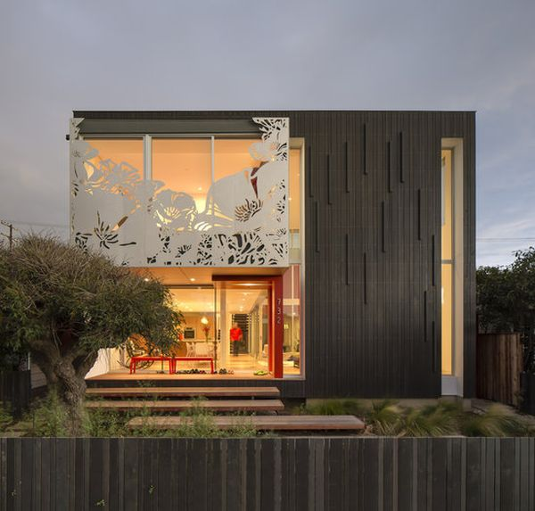 California Poppy House