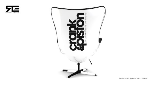 Crank and Piston chairs