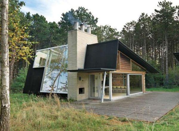 Hald Strand summer house