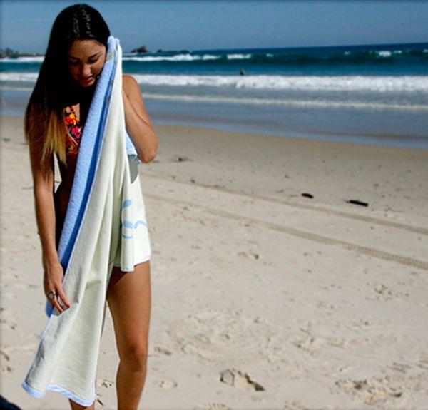 Sandusa beach towel
