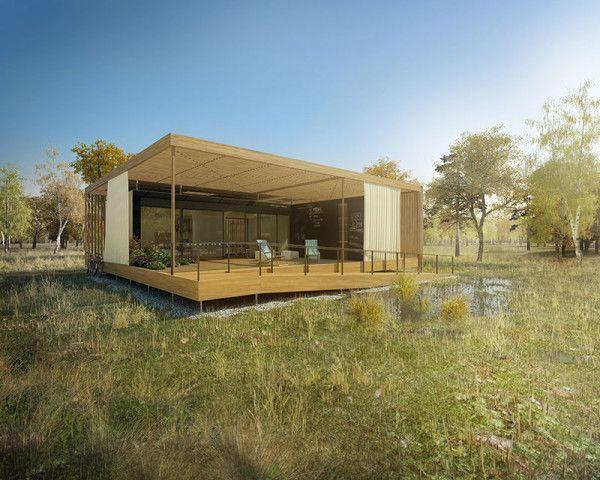 AIR one-room dwelling