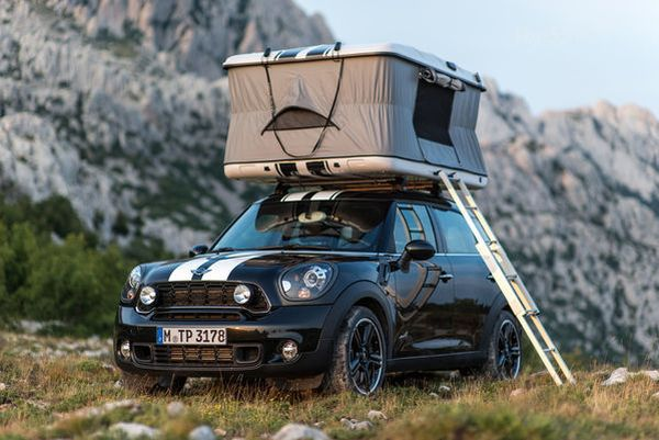 Countryman ALL4 Camp from Mini