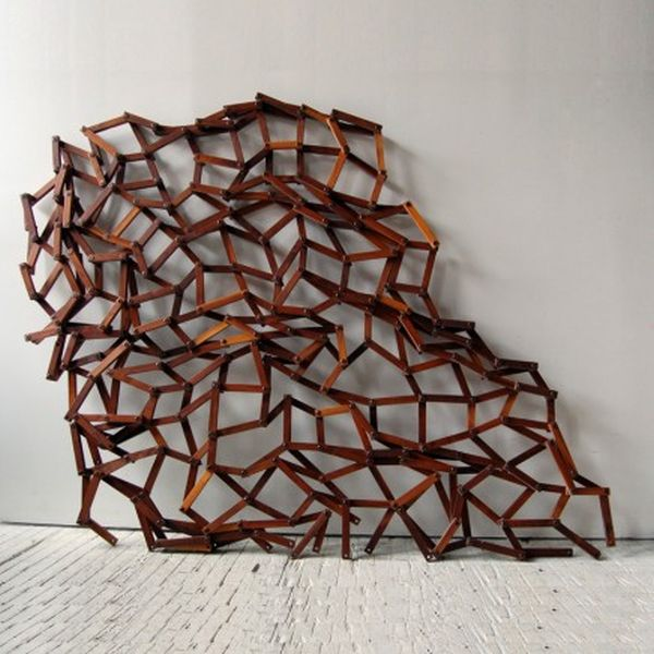 Grid Wall from Gagnon Studio