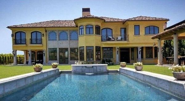 Kim Kardashian's $11m Bel Air mansion