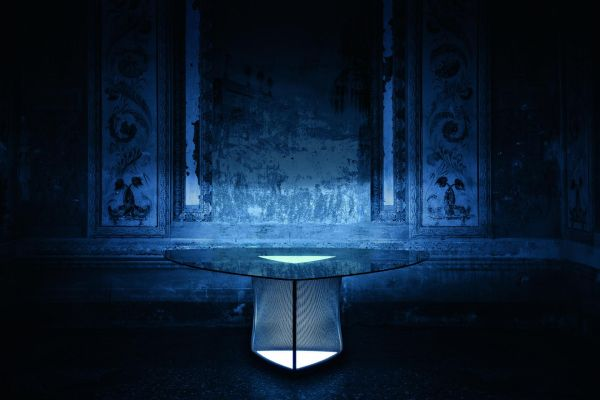 Plettro Table by Fluo Spa