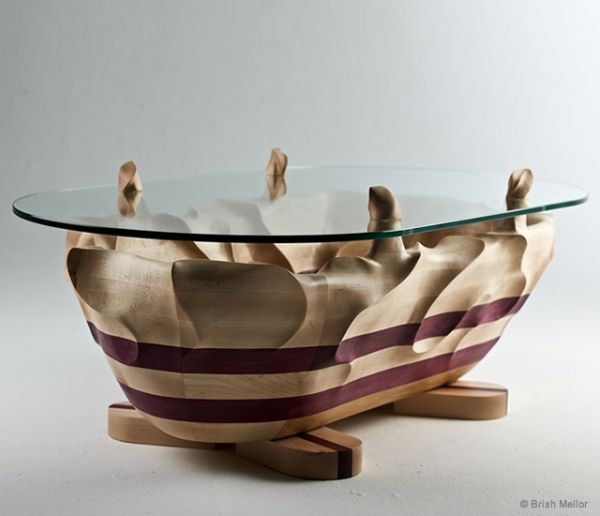 Rough Water Coffee Table