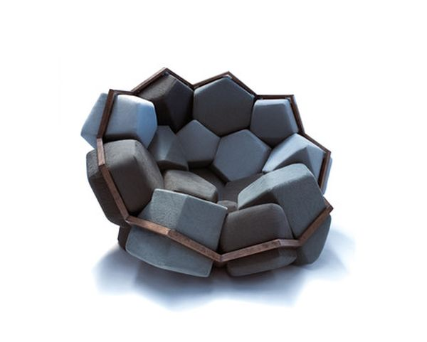 The $13,999 Quartz Armchair