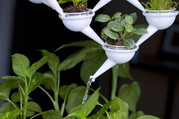 Aqueduct 3D printed planter system