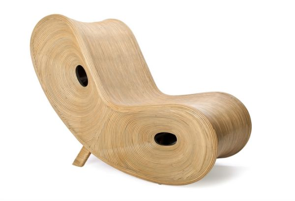 Chill rocking chair by Norr11