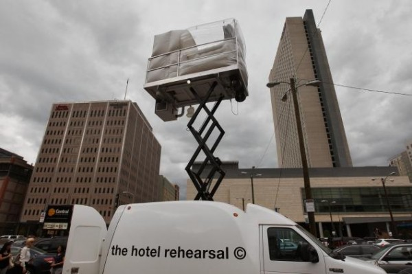 Denver's pop-up 'Hotel Rehearsal'