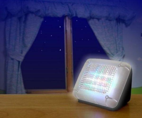 fake tv light burglar deterrent