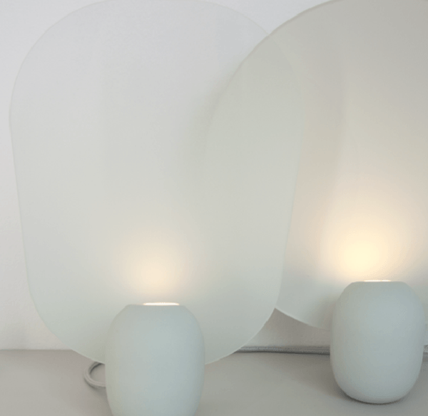 gradient table lamp