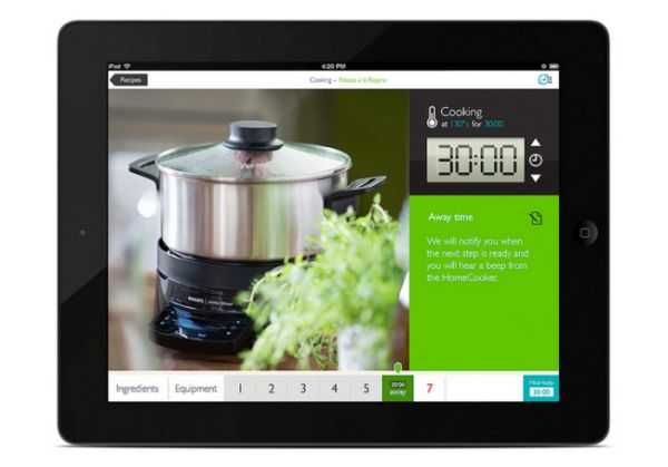 HomeCooker neXt from Philips