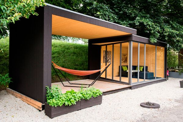 Kenjo's modular cabin