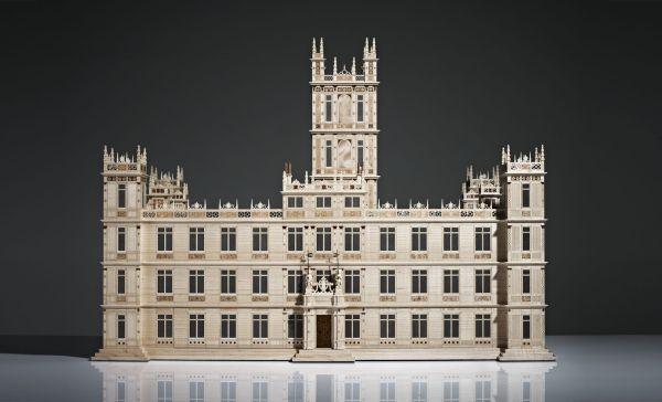Linley's mini Highclere Castle